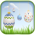 Easter Live Eggs Wallpaper