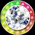 Jewels Battery Widget