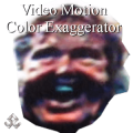 Video Motion Color Exaggerator