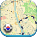 Korea offline Map Weather News