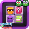 Monster Memory Game For Kid