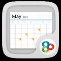 GO Calendar Widget