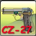 CZ-27 pistol explained