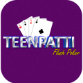Indian Teenpatti Flush Poker