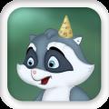 The Friendly Raccoon