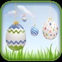 Easter Live Eggs Wallpaper