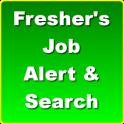 Fresher's Job Alert & Search