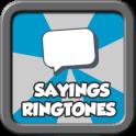 People funny sayings ringtones