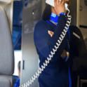 Onboard Flight Announcements