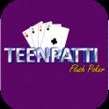 Indian Teenpatti Flush Poker