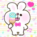 Japanese rabbit livewallpaper