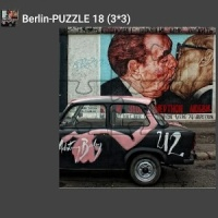 BERLIN PUZZLE (GERMAN GAME)