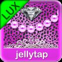 Luxury Theme Purple Cheetah ★