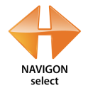 NAVIGON select UK