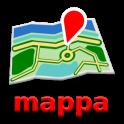 Taipei Offline mappa Map