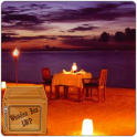 Romantic Beach Night LWP