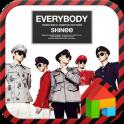 SHINee dodol theme ex-pack