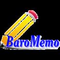 BaroMemo (Easy and Quick Memo)
