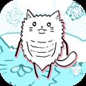 Cat flea collection