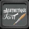 Aesthetique Font