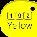 APW Theme 192C Yellow