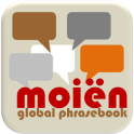 Moien - global phrasebook