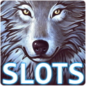 Wild Wolf-Pack Slot Machine