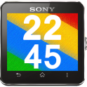 Rainbow Watch for SmartWatch 2
