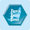 Toyota Safety Sense app