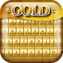 Gold SMS Keyboard