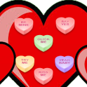 Stickers Valentines Day Whats