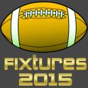 Football NFL Fixtures 2015