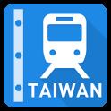 Taiwan Railway Map [FREE]