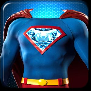 Superhero Face Changer