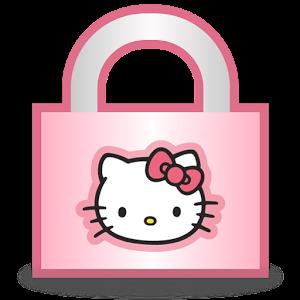 Hello Kitty Lock Screen Wallpaper