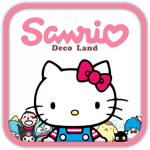 Sanrio deco land android informer it s new it s super cute and it s free get free deco - Deco land keuken ...