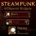 Steampunk GO Search Theme