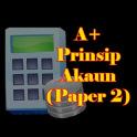 A+ Prinsip Akaun (Kertas 2)