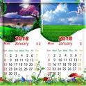 Designer 2018 Calendar Themes