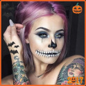 Halloween makeup ideas easy