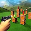 Bottle Shooting Games