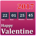 Valentine Day's Countdown 2017