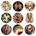 Latest Mehndi Designs 1000+