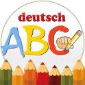 Kinder Bildung-Das ABC Deutsch