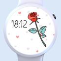 Valentine's Love Watch Face