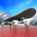 True Longboard Skateboard game