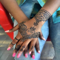 Creative Girls Mehndi Designs