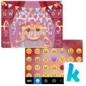 Circus Lady Kika Keyboard