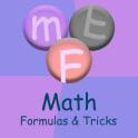 Math Formulas and Tricks