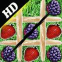 Fruit Tac Toe -Free Board Game
